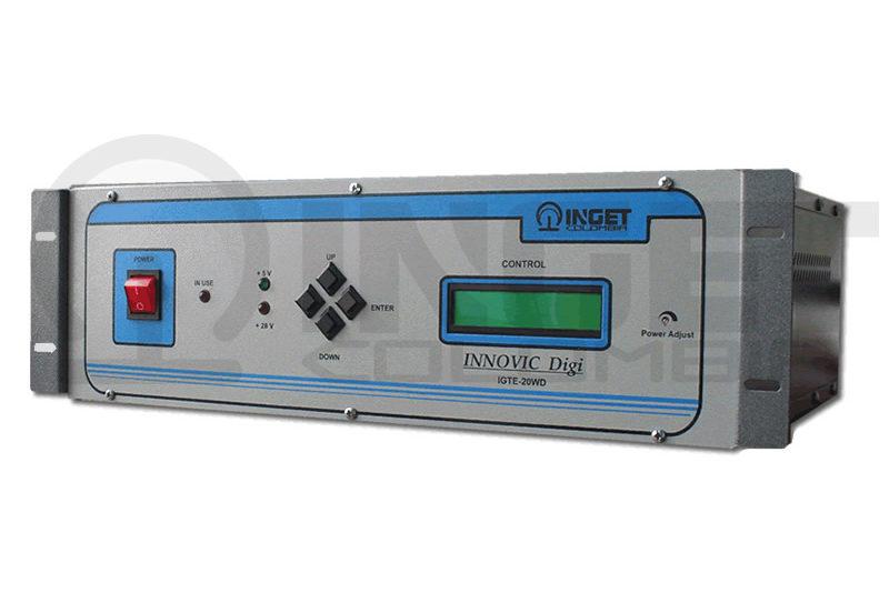 Transmisor excitador fm de 20 vatios